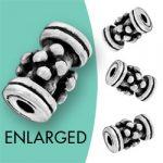 Bali Style Tube Bead Image
