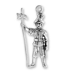 Vatican Guard Charm Image