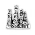 Oil Derricks Charm Image