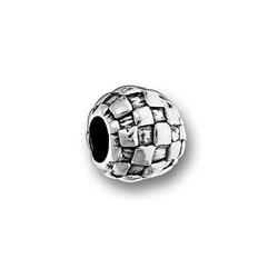 Mini Checkered Design Bead Image