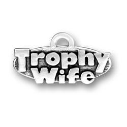 Trophy Wife Charm Image