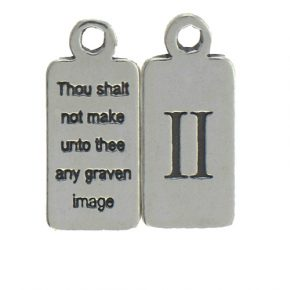 Ten Commandments Charm Ii Image