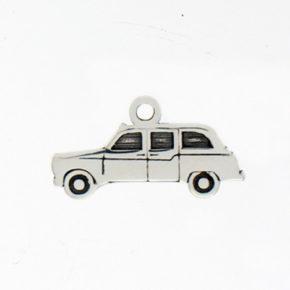 London Cab Charm Image