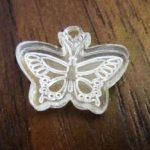 Custom Laser Cut Acrylic Butterfly Tagspkg 50 Image