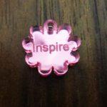 Custom Laser Cut Acrylic Flower Tagspkg 50 Image