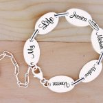 Sterling Silver Personalized Bracelet Image