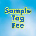 Sample Laser Engraved Tag Image